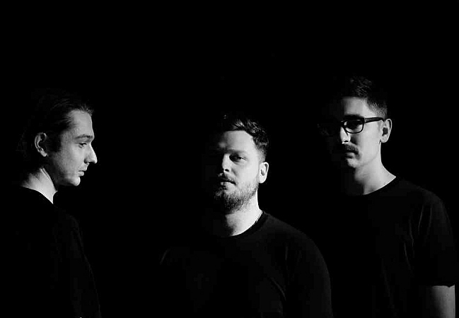 alt-J, from left: Thom Green, Joe Newman, Gus Unger-Hamilton.
