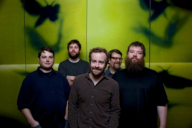 Trampled By Turtles lock in the #1 spot for the fourth week in a row.