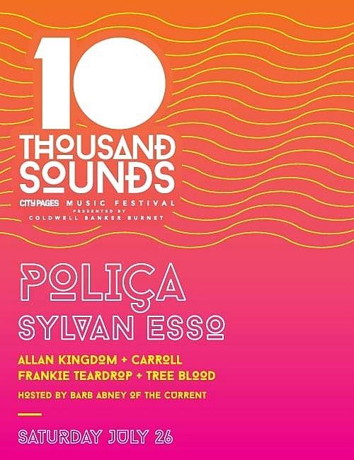 10 Thousand Sounds
