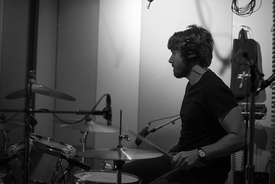 Benjamin Booker's drummer, Max Norton