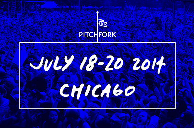 2014 Pitchfork Festival