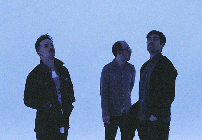 Bear In Heaven's new album, <em>Time Is Over One Day Old</em>, comes out July 29.