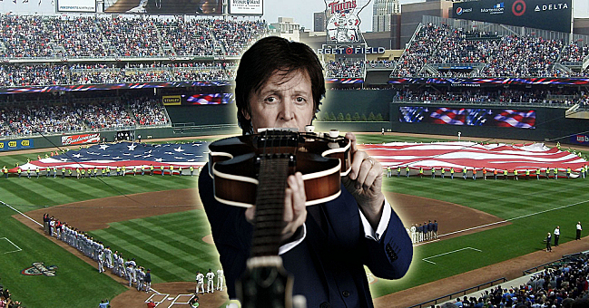 Sir Paul plays Target Field August 2nd. We're counting down  your favorite Macca songs Saturday 5 - 7 p.m.