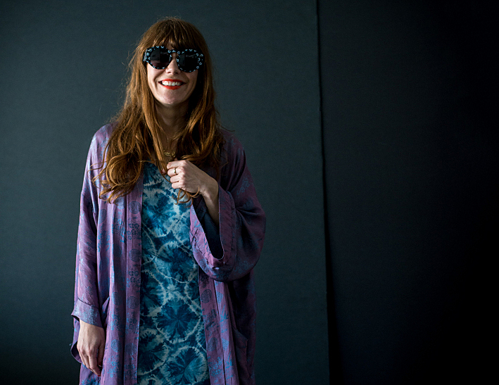 Jenny Lewis visits The Current.