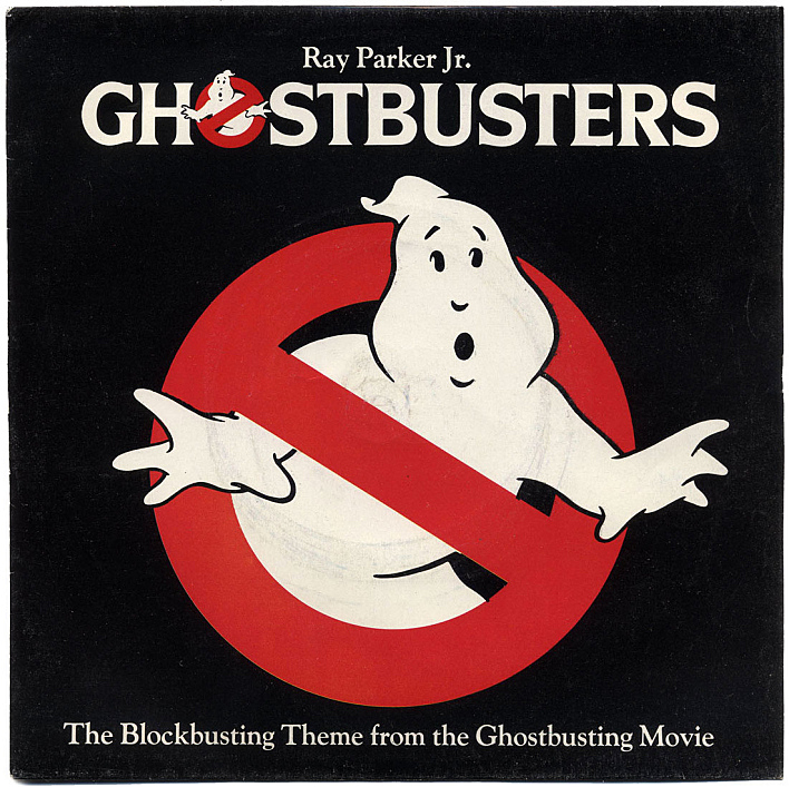Ghostbusters was no. 1 Today in Music History.