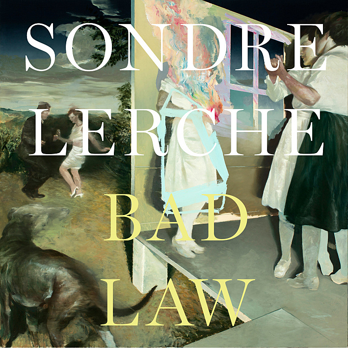 Artwork for Sondre Lerche's new single,