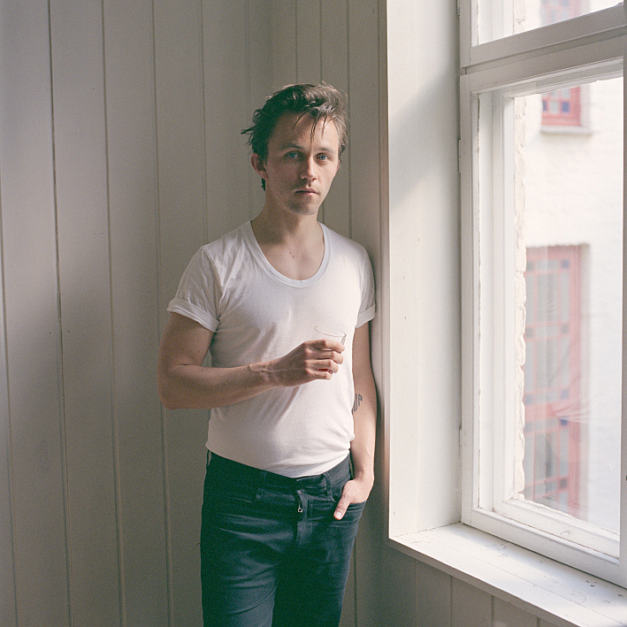 Sondre Lerche's new album, 'Please', is scheduled for release on Sept. 23, 2014.