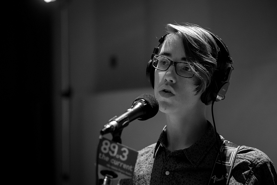 Hippo Campus perform live in the Current's studios.