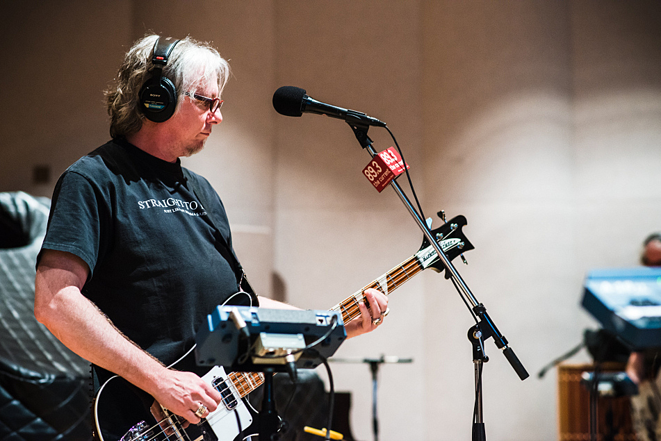 Mike Mills of The Baseball Project performs in The Current studio.