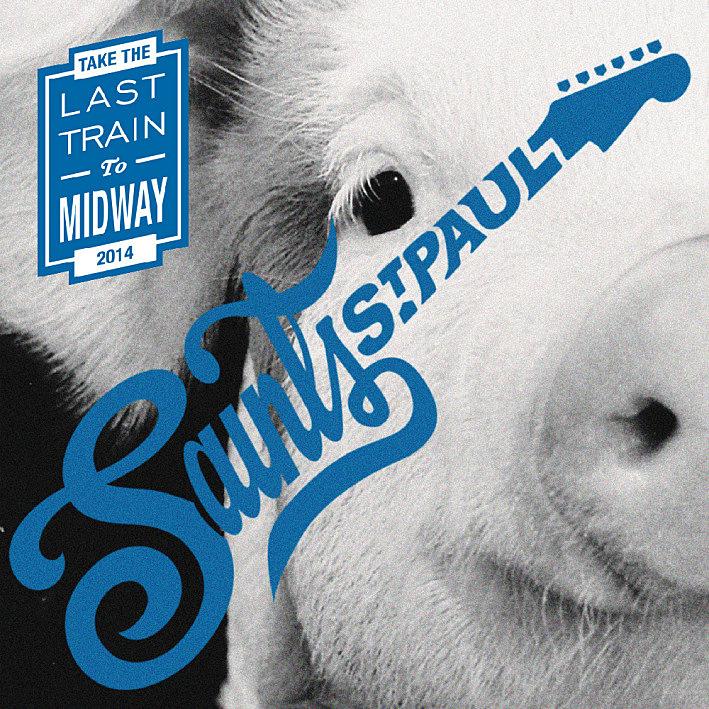 'Take the Last Train to Midway' is a special compilation released by the Saint Paul Saints.