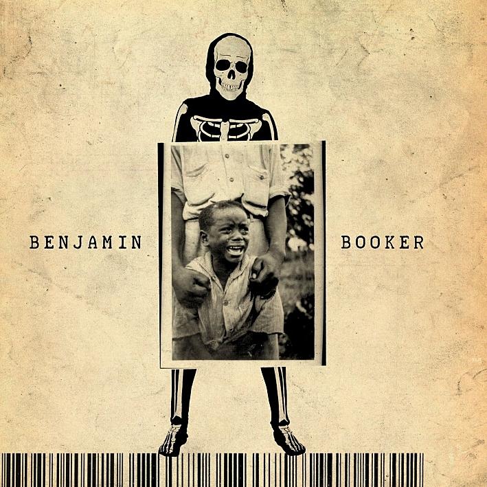 Cover of Benjamin Booker's self-titled debut full-length album.