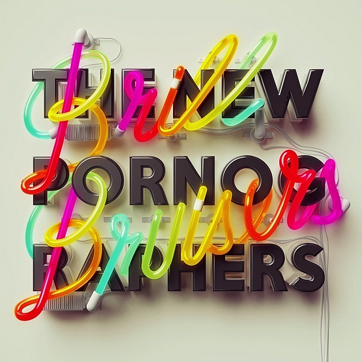 The New Pornographers' album, 'Brill Bruisers', releases Aug. 26, 2014.