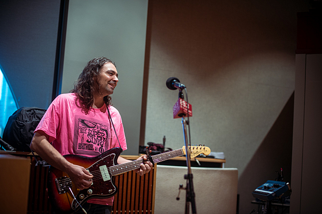 The War on Drugs' Adam Granduciel performing live in The Current studio.