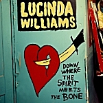 Lucinda Williams' album, 'Down Where the Spirit Meets the Bone', releases Sept. 30, 2014.
