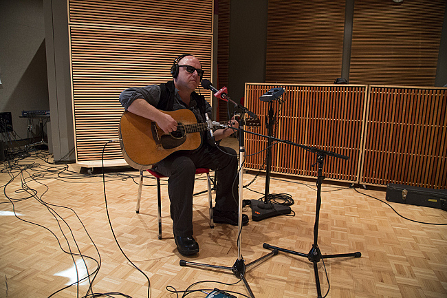 Black Francis of Pixies performing live in The Current studio.