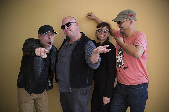 Pixies at Minnesota Public Radio