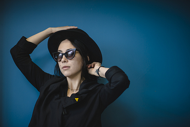 dee dee penny of dum dum girls