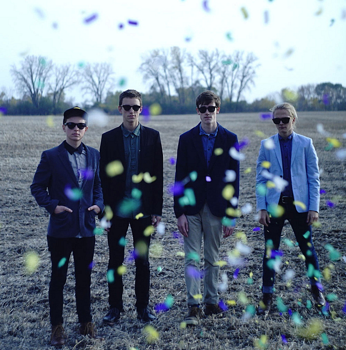 Hippo Campus' debut EP 'Bashful Creatures' is available Nov. 18, 2014