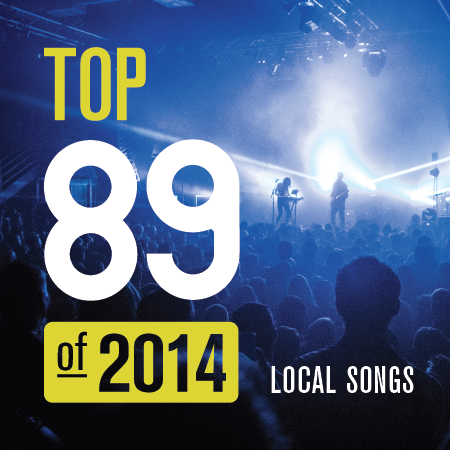 Top 89 Local Songs of 2014