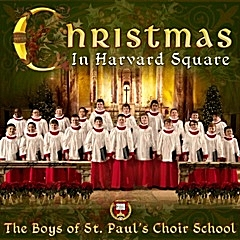 Christmas in Harvard Square, from St. Paul's Choir School