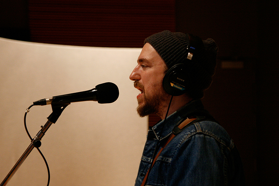 JD McPherson performs in The Current's studio.