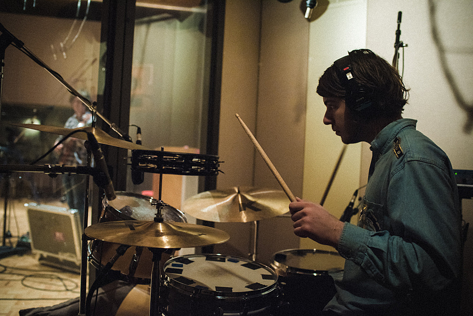 The Districts drummer Braden Lawrence