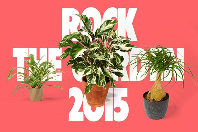 Rock the Garden 2015