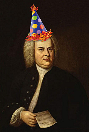 Birthday Bach