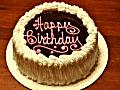 Marmee Birthday Cake