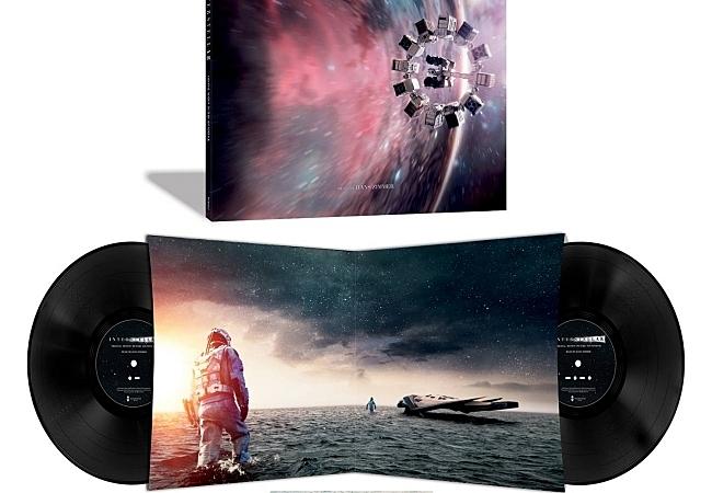 Interstellar vinyl