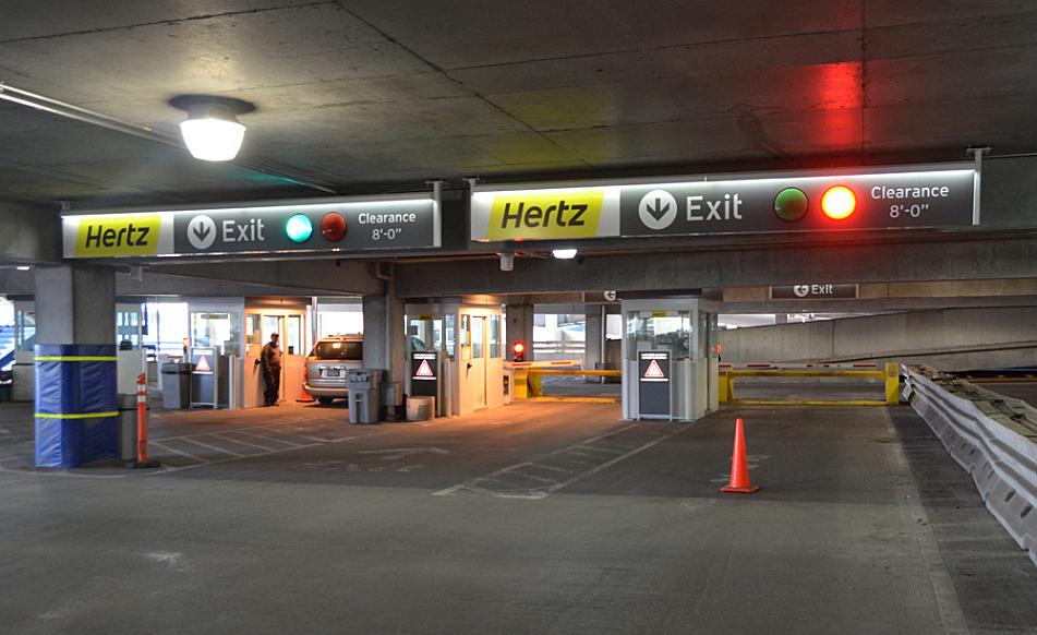 Enterprise Car Rental Return San Antonio Airport