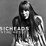 For her bold and passionate approach to music, Joni Mitchell is a Musicheads Essential Artist