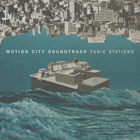 'Panic Stations' will be available September 18, 2015.