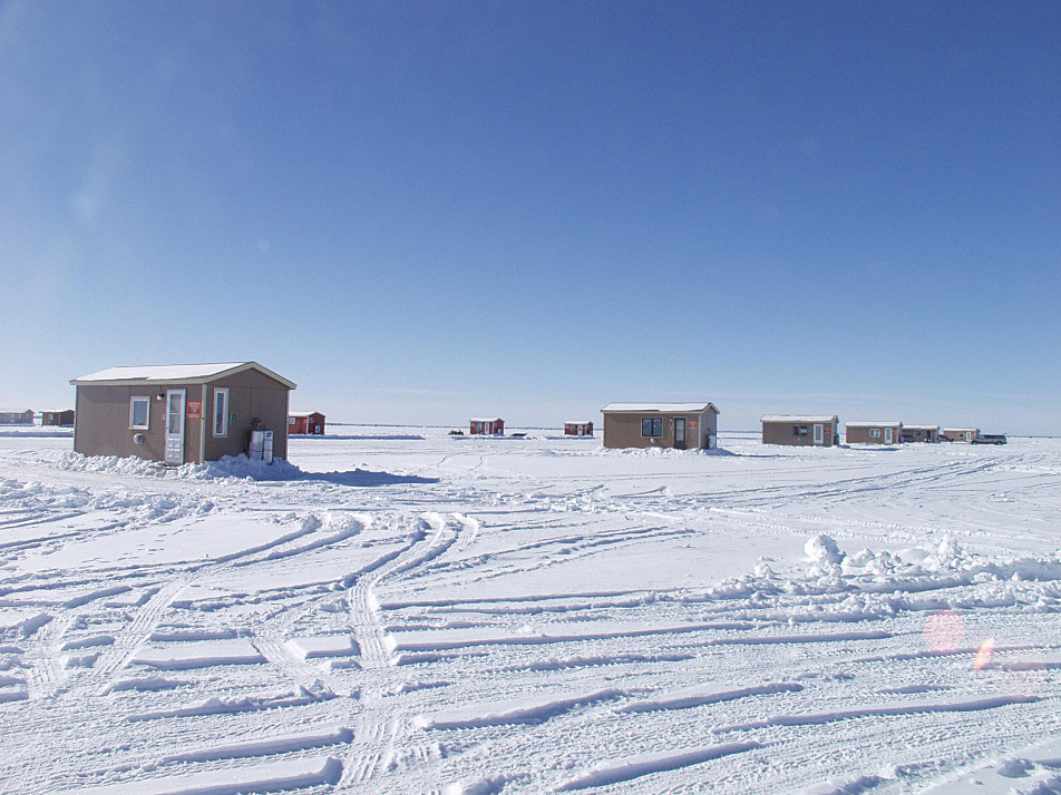 Mille lacs ice fishing still uncertain but dayton says for Mille lacs fishing