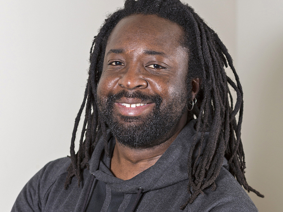 Macalester&#39;s <b>Marlon James</b> on Man Booker shortlist | Minnesota Public Radio <b>...</b> - 20150915_marlon-james_53