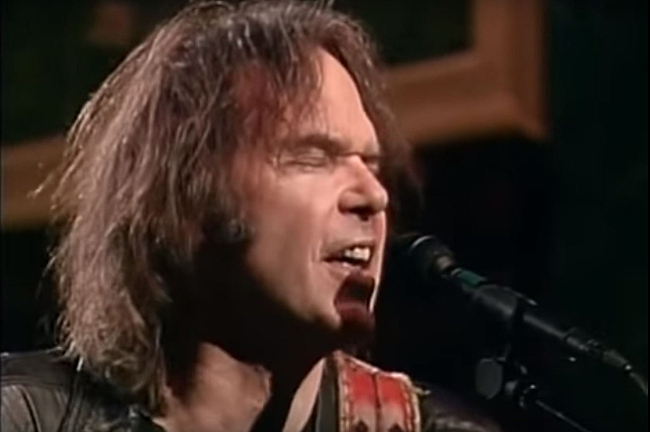 Today in Music History: Neil Young joins Crosby, Stills and Nash