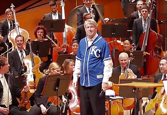 New York Philharmonic Kansas City Royals