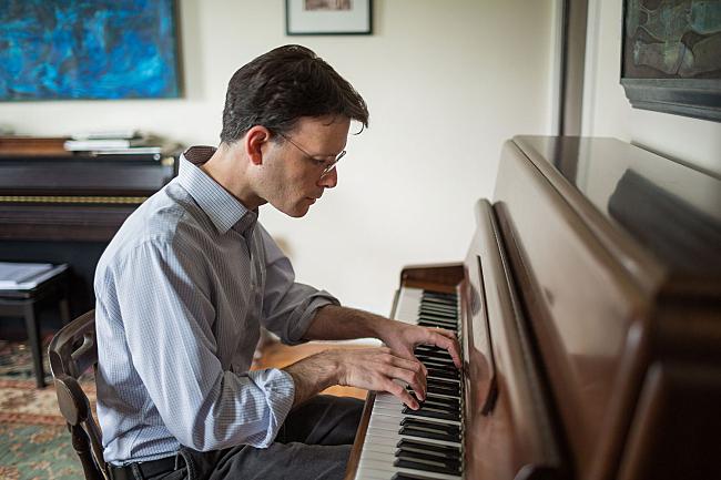 Michael Hersch, composer