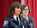 Minneapolis panel backs new term for Harteau as police chief