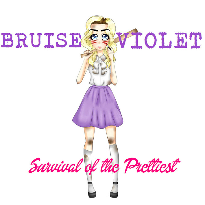 Bruise Violet - Survival of the Prettiest