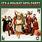 """Sharon Jones and the Dap-Kings, """"It's A Holiday Soul Party"""""""