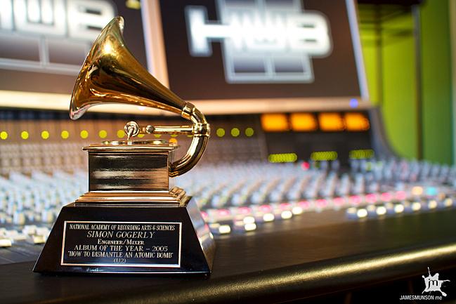 Grammy Award statuette