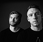 Harrison Mills and Clayton Knight of ODESZA
