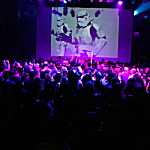 """Nearly 1,200 Star Wars fans gathered at First Avenue for Transmission presents """"The Cantina: a Star Wars Dance Party""""."""