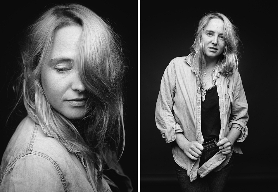 Lissie portraits by Nate Ryan, taken during Lissie's visit to The Current.