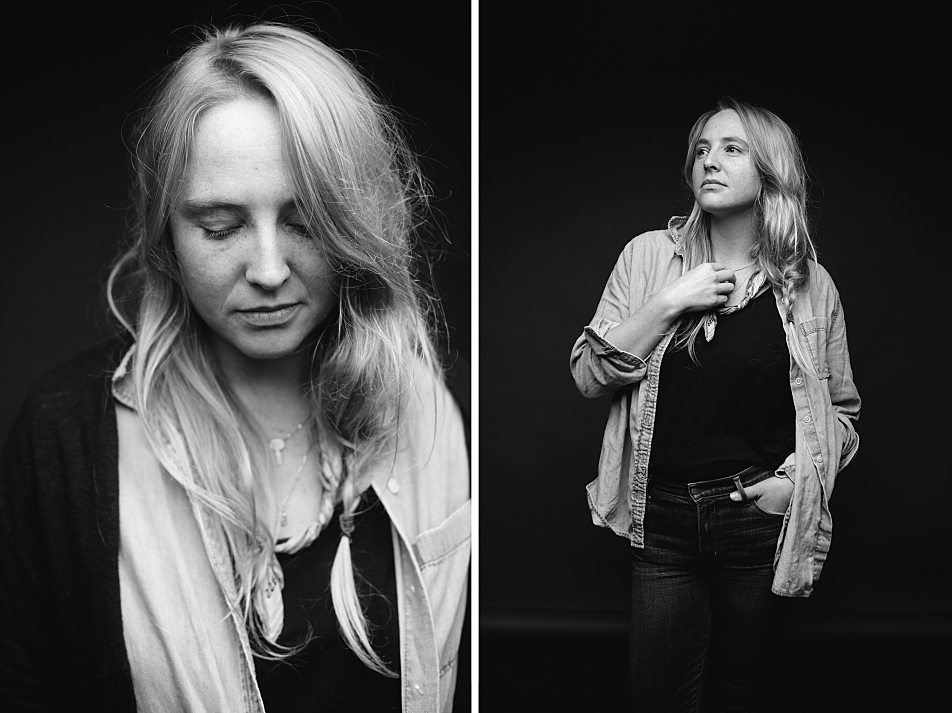 Lissie portraits taken during her visit to The Current.