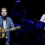 Glenn Frey (left) and Don Henley perform in May 2014 during a concert by The Eagles at the Ziggo Dome in Amsterdam, the Netherlands.