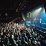 Mixed Blood Majority at The Current's 11th Birthday Party, First Ave