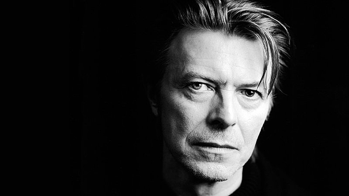 David Bowie remains at No.1 for the second week in a row