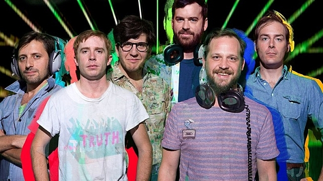 Dr. Dog's new album, The Psychedelic Swamp, comes out Feb. 5.